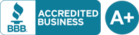 BBB Acredted Business!